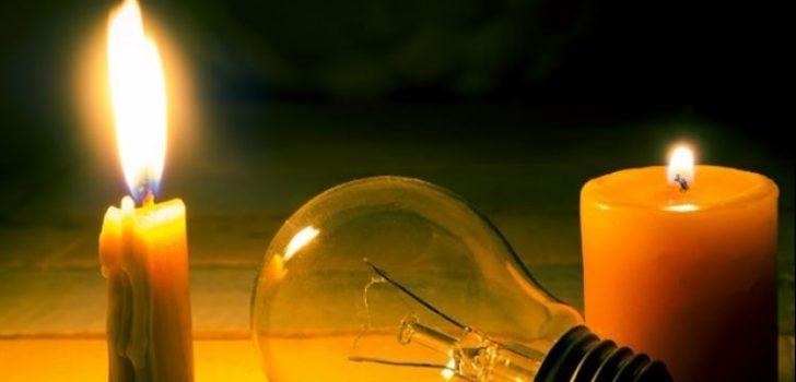 Araklı'da elektrik keskintisi