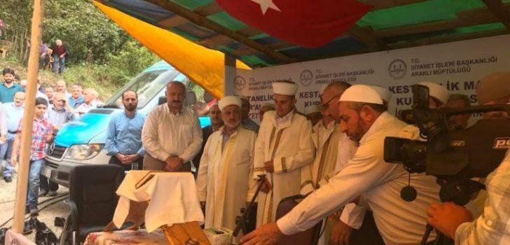 Başkan Çebi Kestanelik Mahallesi Kur'an Kursunun İcazet Merasimine Katıldı.