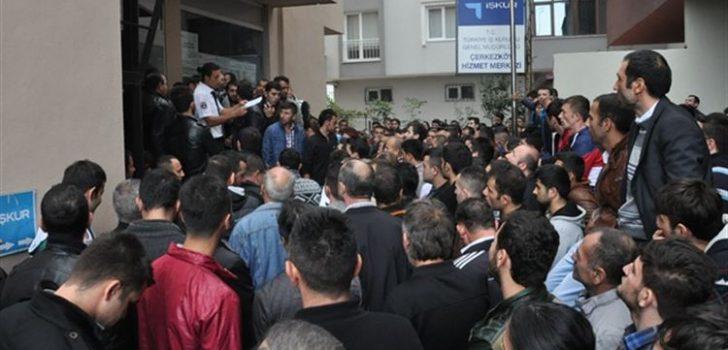 Trabzon'da 750 kişi işe alınacak