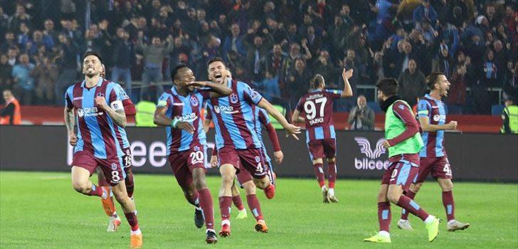 Süper Lig'de nefes kesen maç