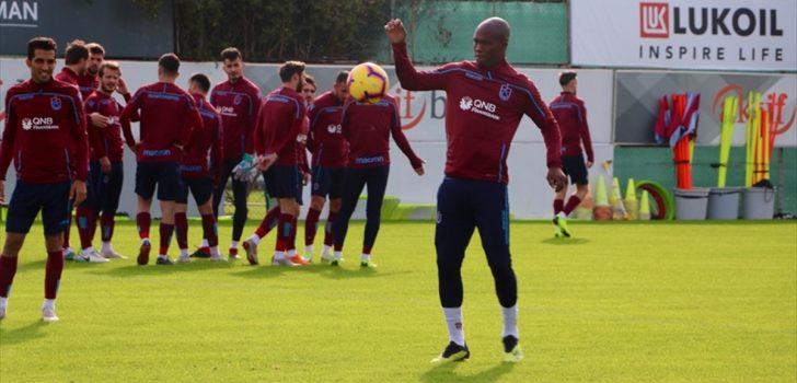 Trabzonspor, Kayserispor deplasmanında