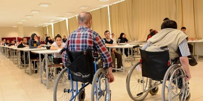 Engelli memur alımı tercihleri 29 Kasım'da başlayacak