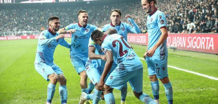 Trabzonspor'a dördüncülük tesellisi