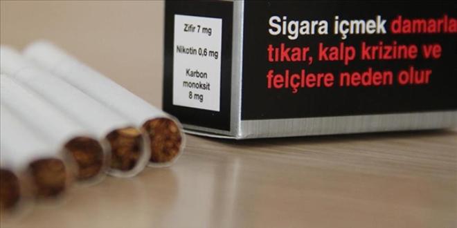 Sigarada 'kara paket' dönemi başlıyor