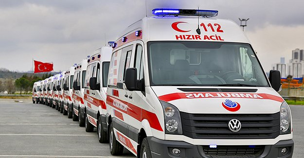 Ambulanslarda dijital döneme geçilecek