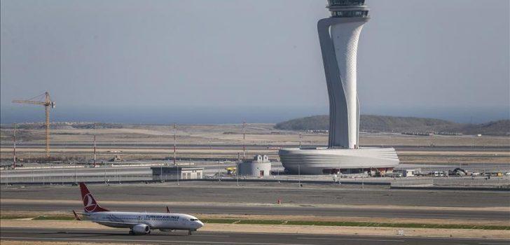 THY, İstanbul Havalimanı'ndan Trabzon'a ilk uçuşunu yaptı
