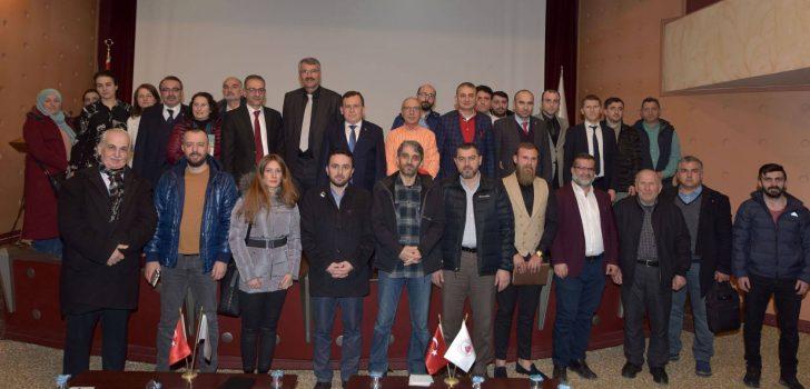 Trabzon'da işverenlere yönelik SGK ve İŞKUR destekleri anlatıldı