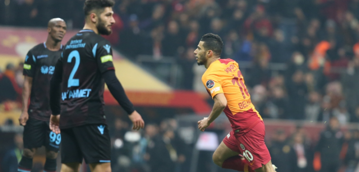 Trabzonspor'un hızı kesildi