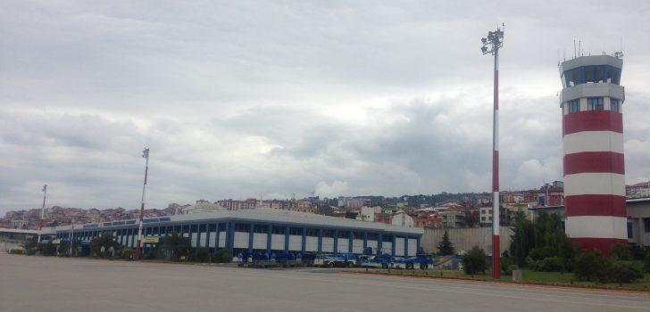 Trabzon Havalimanı'ndan 10 ayda 3 milyon 265 bin yolcu seyahat etti