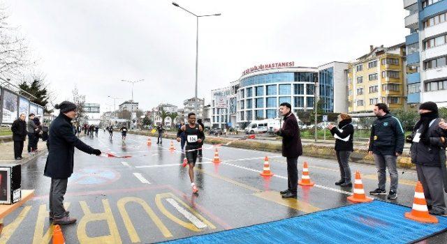 Trabzon'da koşular tamamlandı