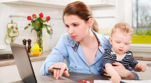 İŞKUR'dan çalışan annelere 40 milyon lira