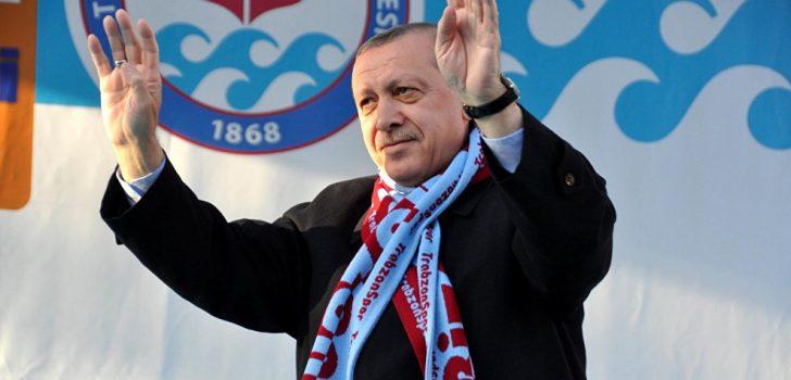 Cumhurbaşkanı Erdoğan Trabzon'a geliyor!