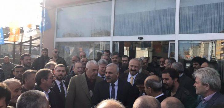 Araklı'da Birlik ve Beraberlik Toplantısı Gerçekleştirildi