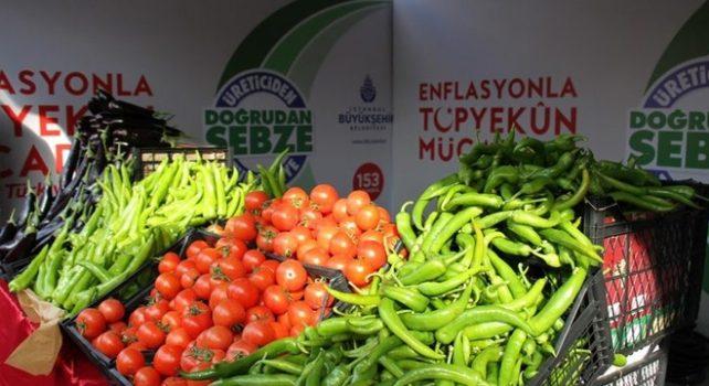 Doğu Karadeniz'deki ilk tanzim satışı Trabzon'da!