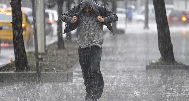 Trabzon'da öğleden sonra oy kullanacaklar dikkat! Yağmur geliyor