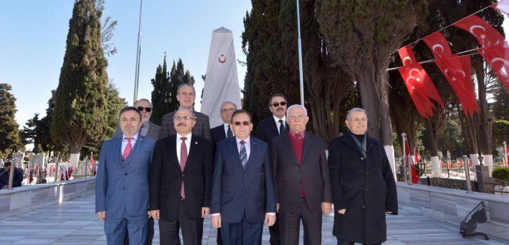 Trabzon'da Şehitlerimiz anıldı