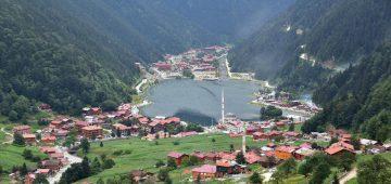Trabzon'un turizm merkezlerine ziyaretçi akını