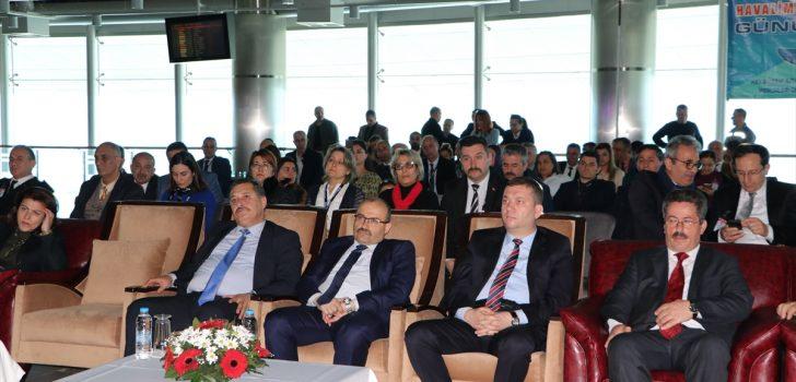 """""""Havalimanlarında 1 milyar liranın üzerinde güvenlik yatırımı yaptık"""""""