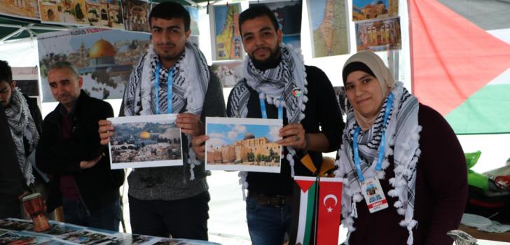 Trabzon'da 12. Uluslararası Öğrenci Buluşması