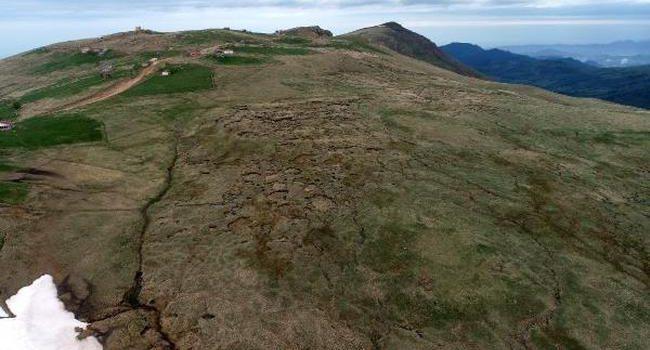 Türkiye'nin en büyük turba bataklığı Trabzon'da koruma altına alındı