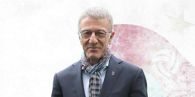 Trabzonspor Başkanı Ahmet Ağaoğlu, '3-6 oyuncu alacağız'