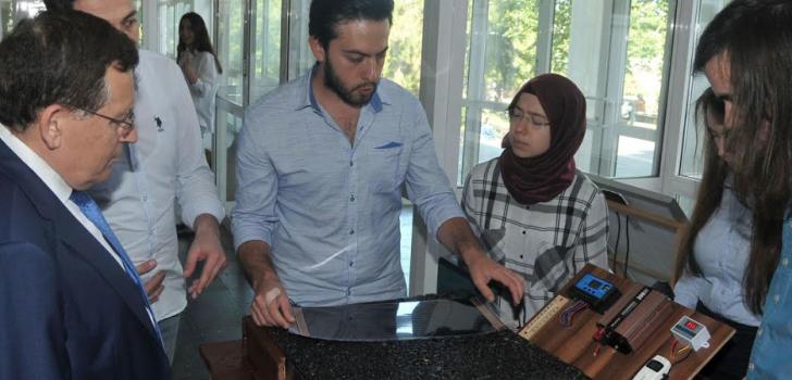 Trabzon'da icatlar görücüye çıktı