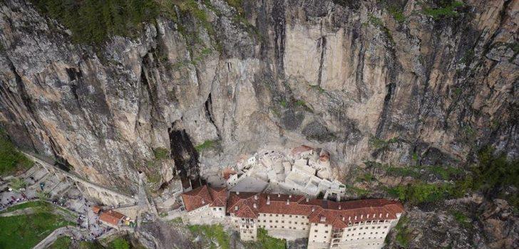 Turistlerin Trabzon'a ilgisi Artıyor