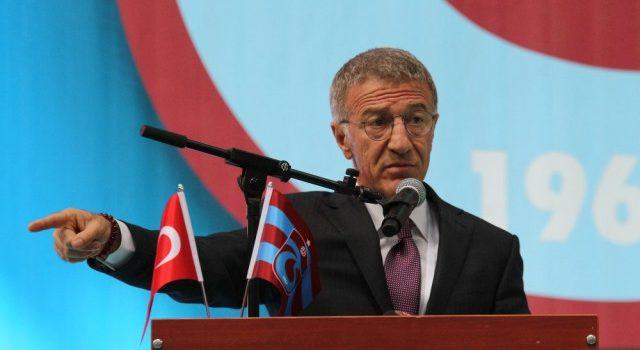 Ahmet Ağaoğlu, Trabzonspor'un felsefesini açıkladı!