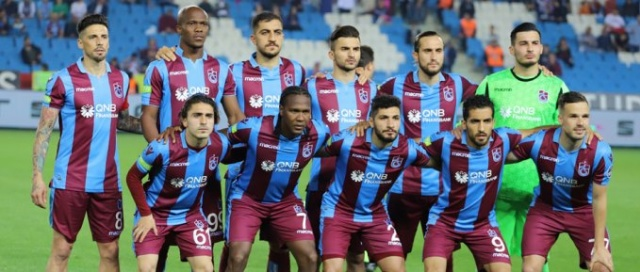 """Trabzonspor 1 puana sevinmez"""
