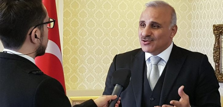 """Zorluoğlu'ndan Araklı açıklaması: """"İki derenin birleştiği nokta…"""""""