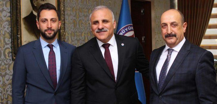 Başkan Murat Zorluoğlu'na büyük görev!