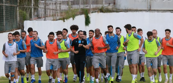 Trabzonspor'da yeni sezon hazırlıkları