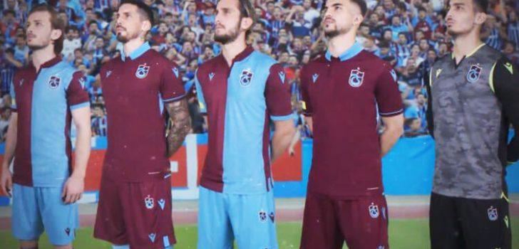 Trabzonspor'un forma sponsoru belli oldu