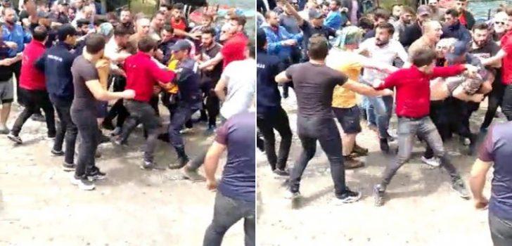 Trabzon'da sözde Kürdistan atkısı açanlarla ilgili flaş gelişme!