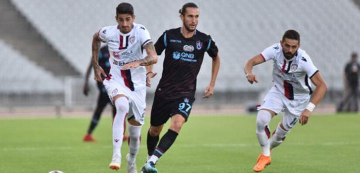 Trabzonspor'un hazırlık maçlarını TRT'nin yayınlaması bekleniyor!
