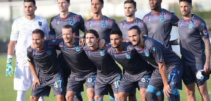 Trabzonspor'un Avusturya kampı