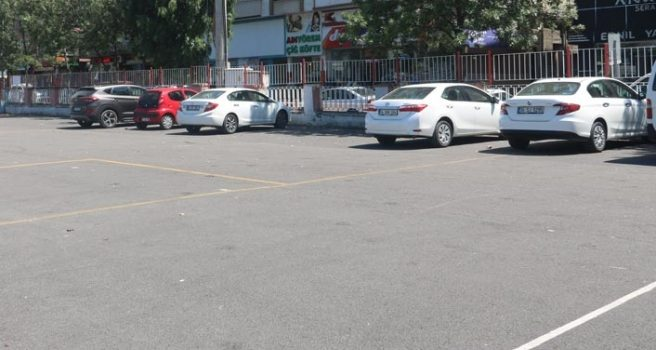 Akçaabat'ta trafik ve otopark sorununa böyle çözüm bulundu