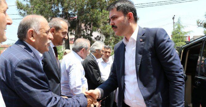 Çevre ve Şehircilik Bakanı Murat Kurum Trabzon'da – CANLI YAYIN