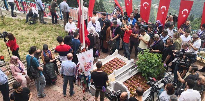 Vali Ustaoğlu: Eren Bülbül artık bir sembol
