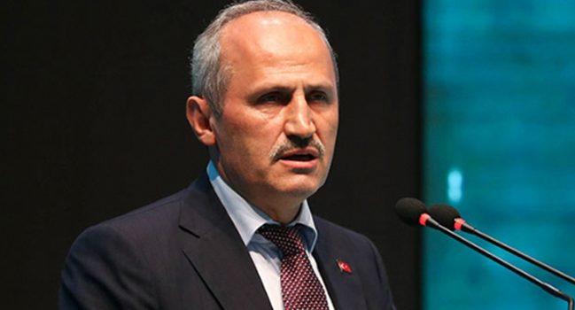 Bakan Turhan Boztepe'deki yol projesi için sabır istedi