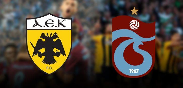 Trabzonspor, turu istiyor; muhtemel 11…