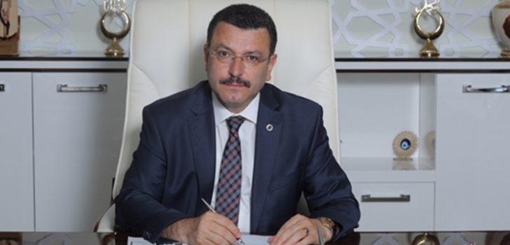"""Başkan Genç; """"30 Ağustos, Türk milletinin varlık ve yokluk mücadelesidir"""""""