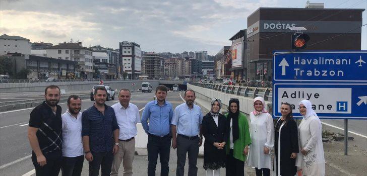 AK Parti Trabzon Milletvekili Bahar Ayvazoğlu: