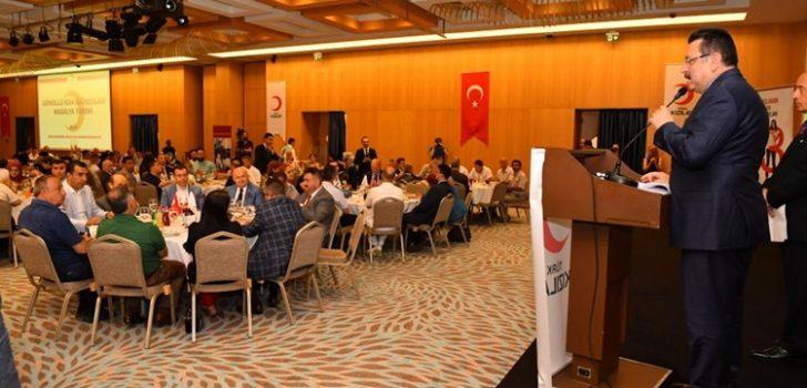 """Başkan Genç; """"Trabzon kan bağışında ilk sırada!"""""""