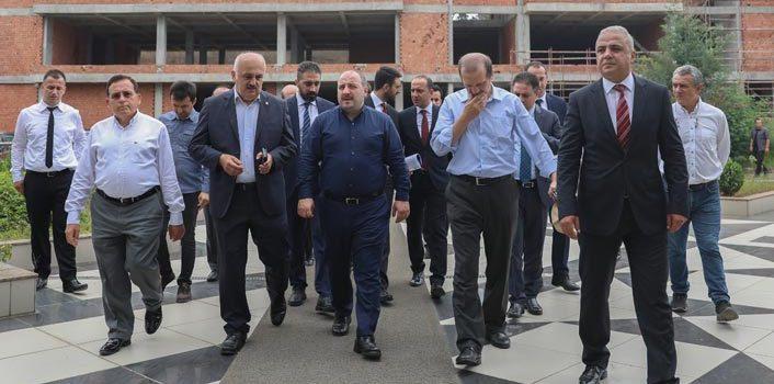 Bakan Varank açıkladı – Trabzon'a iki müjde