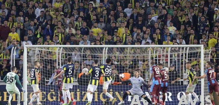 Trabzonspor – Fenerbahçe rekabetinde 124. randevu