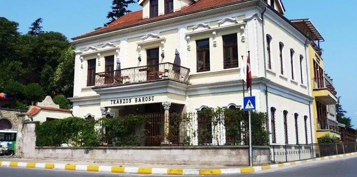 Trabzon Barosu kararını verdi – Adli Yıl Açılış Töreni'ne katılacaklar mı?