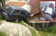 Trabzon'da yaşlı adamın acı sonu