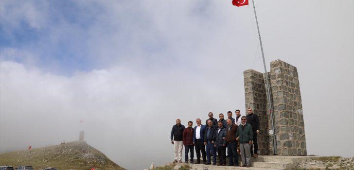 """Trabzon'da """"Çataltepe Şehitleri"""" anıldı"""