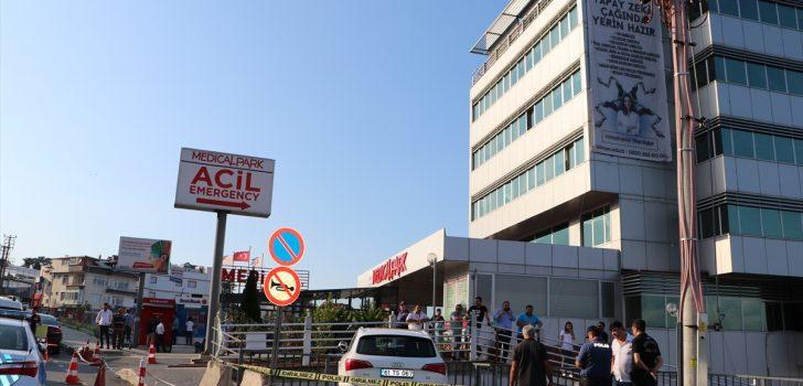 Trabzon'da başhekiminin aracına silahlı saldırı